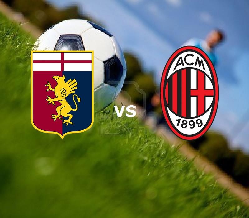 Genoa Milan streaming per vedere live gr