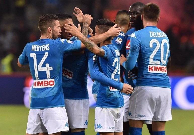 Genoa Napoli streaming live gratis diret