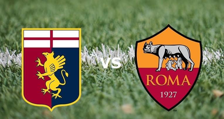 Genoa Roma streaming gratis live. Vedere