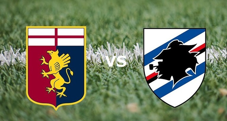 Genoa Sampdoria streaming oggi gratis di