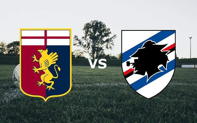 Genoa Sampdoria streaming gratis live di