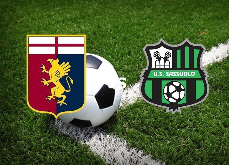 Genoa Sassuolo streaming gratis live. Ve