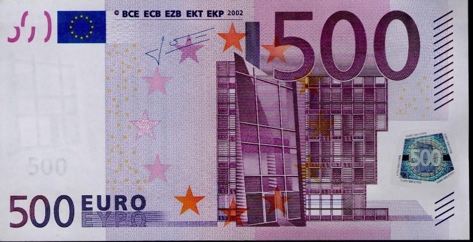 Ginevra, intasano banconote 500 euro gab