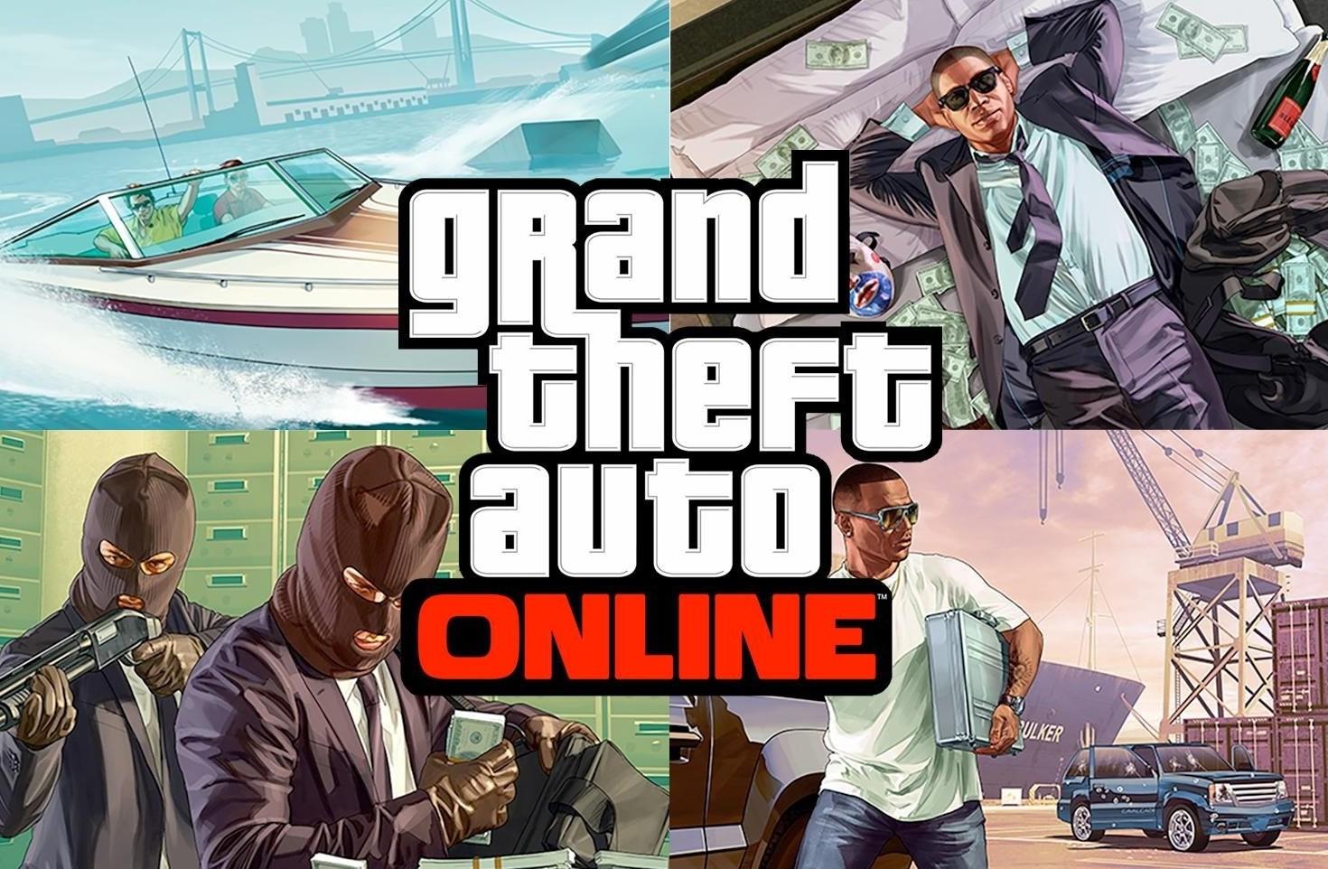 Gta Online: nuovo aggiornamento uscita 1