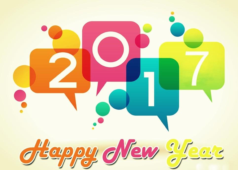 Auguri Buon Anno 2019 in inglese Happy N