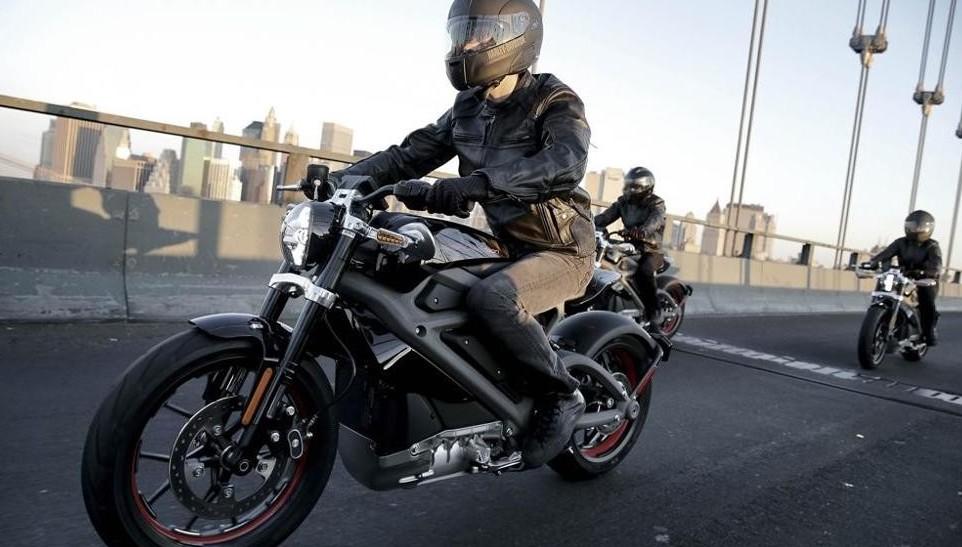 Nuova Harley Davidson elettrica. La svol