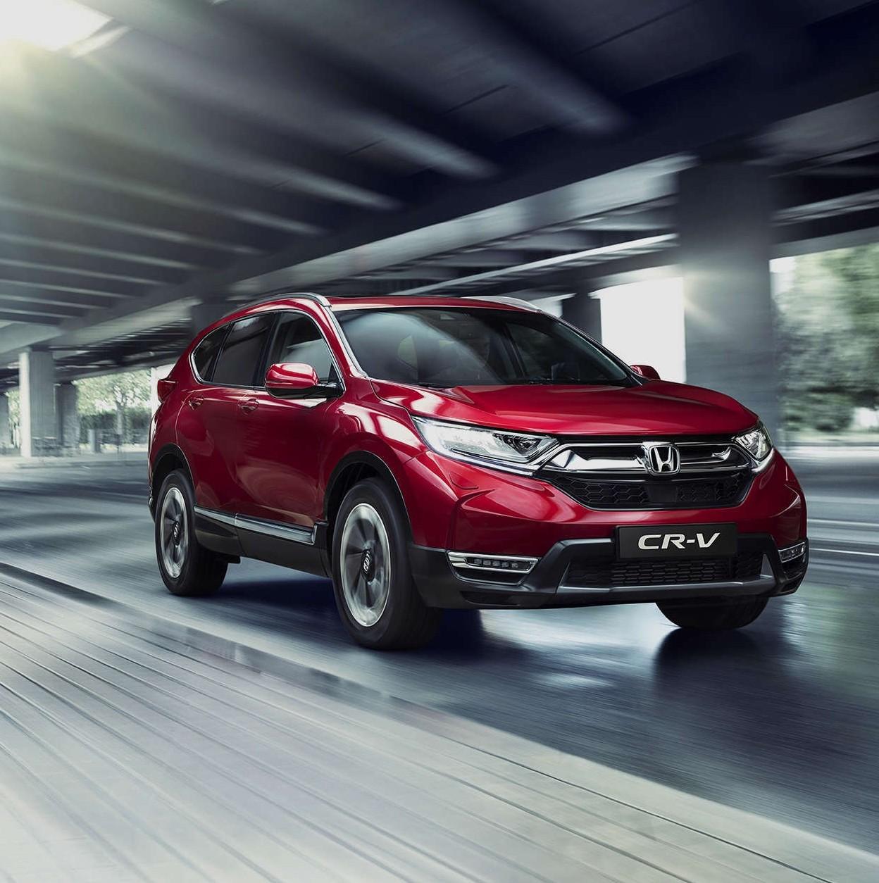 Honda CR-V, Honda Civic, Honda Jazz offe