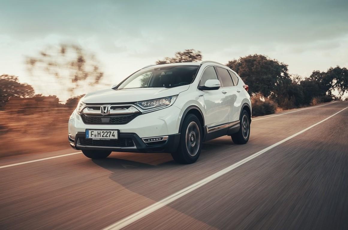 Honda Cr-V Hybrid 2019 prezzi, modelli,