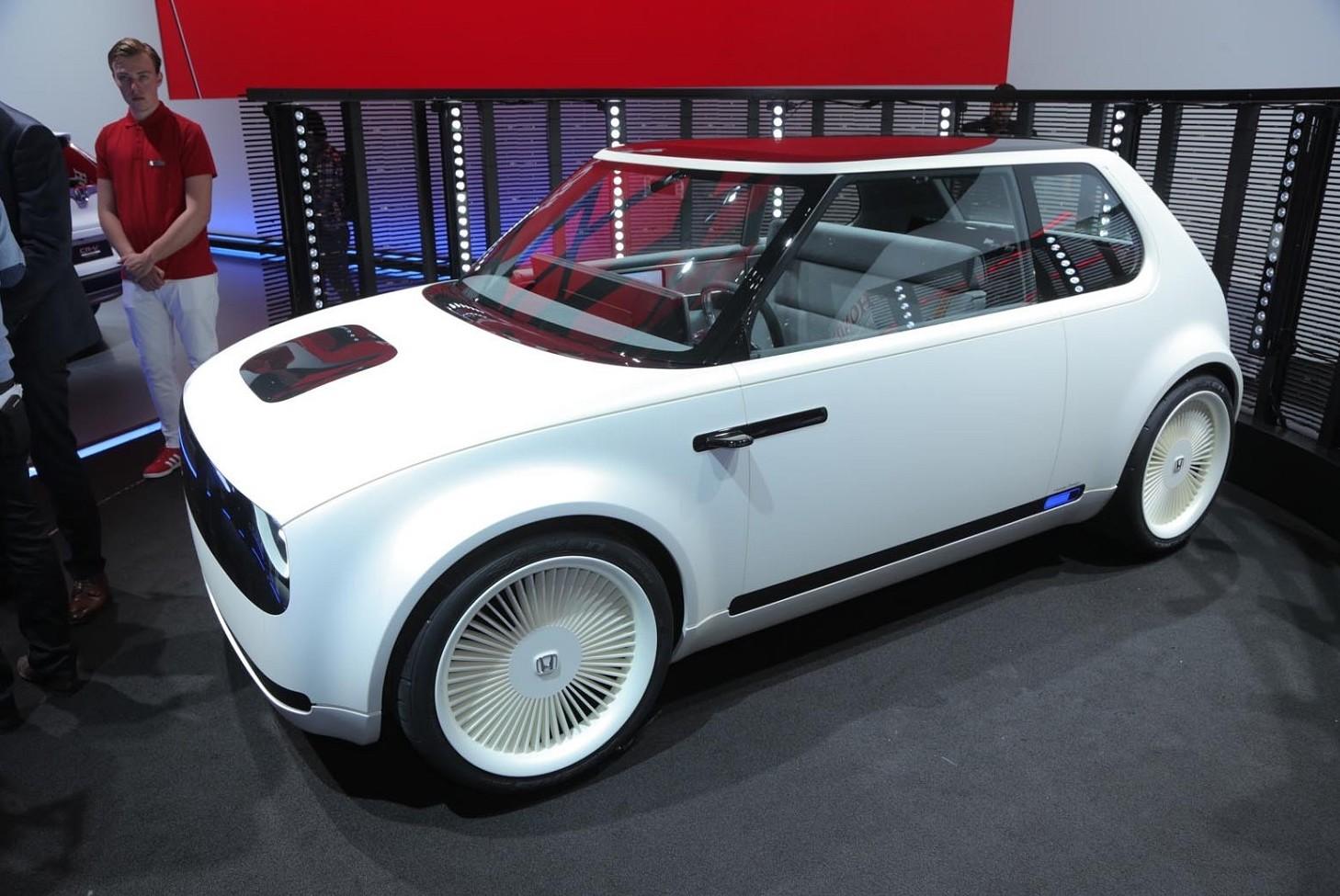Honda EV, Honda Jazz nuove city car Hond