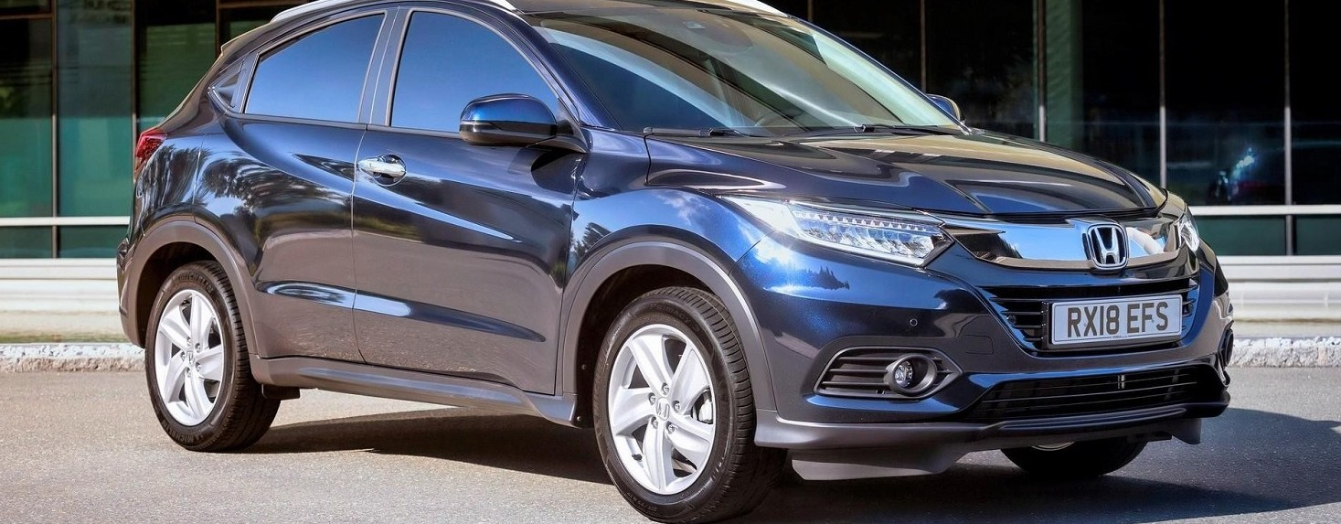 Honda HR-V, Honda CR-V nuovi suv Honda 2
