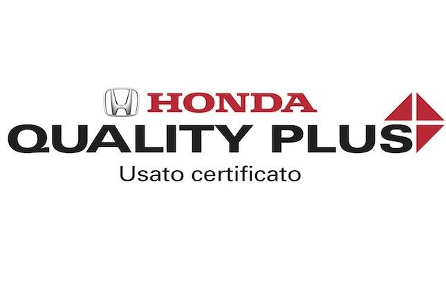 Honda Quality Plus, usato certificato an