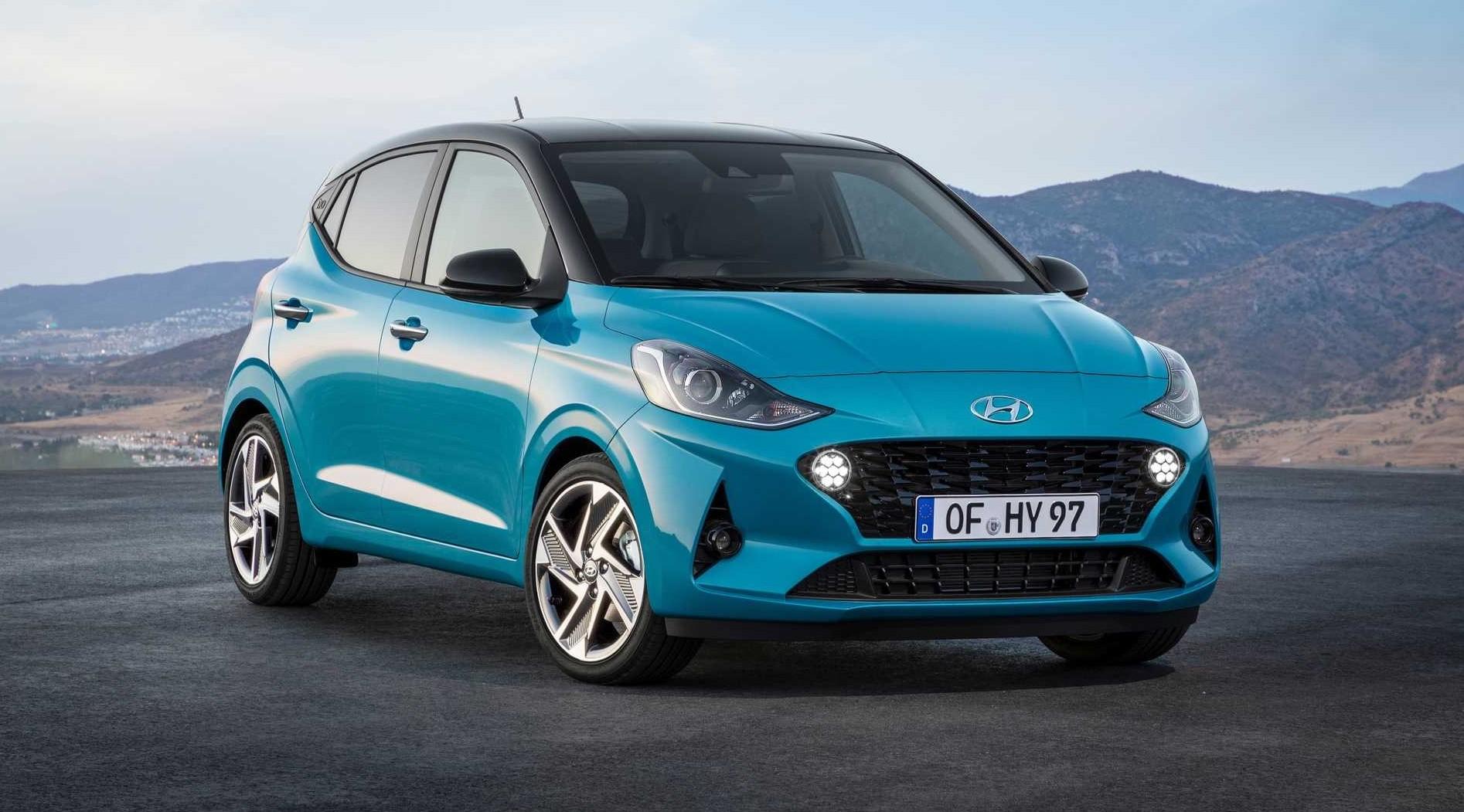 Hyundai i10 2020 prezzi, motori, version