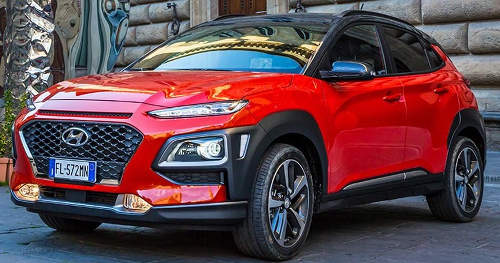 Hyundai Kona, Hyundai Ioniq plug-in e Hy