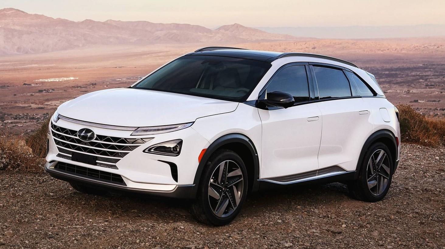Hyundai Nexo, Hyundai Tucson, Hyundai Sa