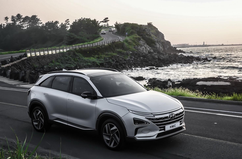 Hyundai Nexo, l'auto del futuro è arriva