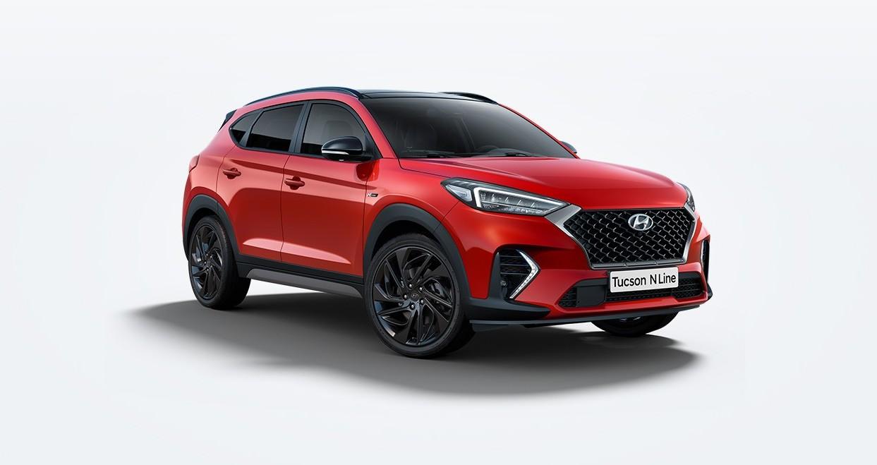 Hyundai Tucson ibrida 2019-2020 prezzi,