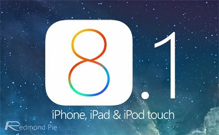 iOS 8.1: uscita aggiornamento lunedì 20