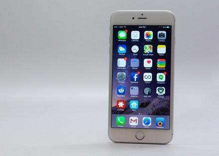 iOS 8.1  iPhone 6, iPhone 5S, iPhone 5,