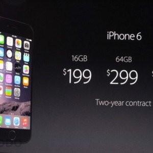 iPhone 6: uscita in Italia e prezzi.  Si
