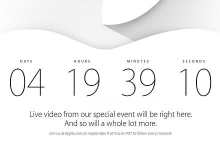 Evento Apple, iPhone 6, iOS 8, smartwatc