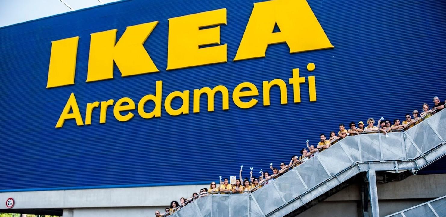 Ikea, nuova apertura a Perugia, assumerà