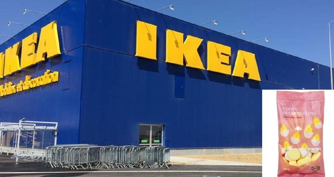 Ikea, topi nello stabilimento. Ritiro de