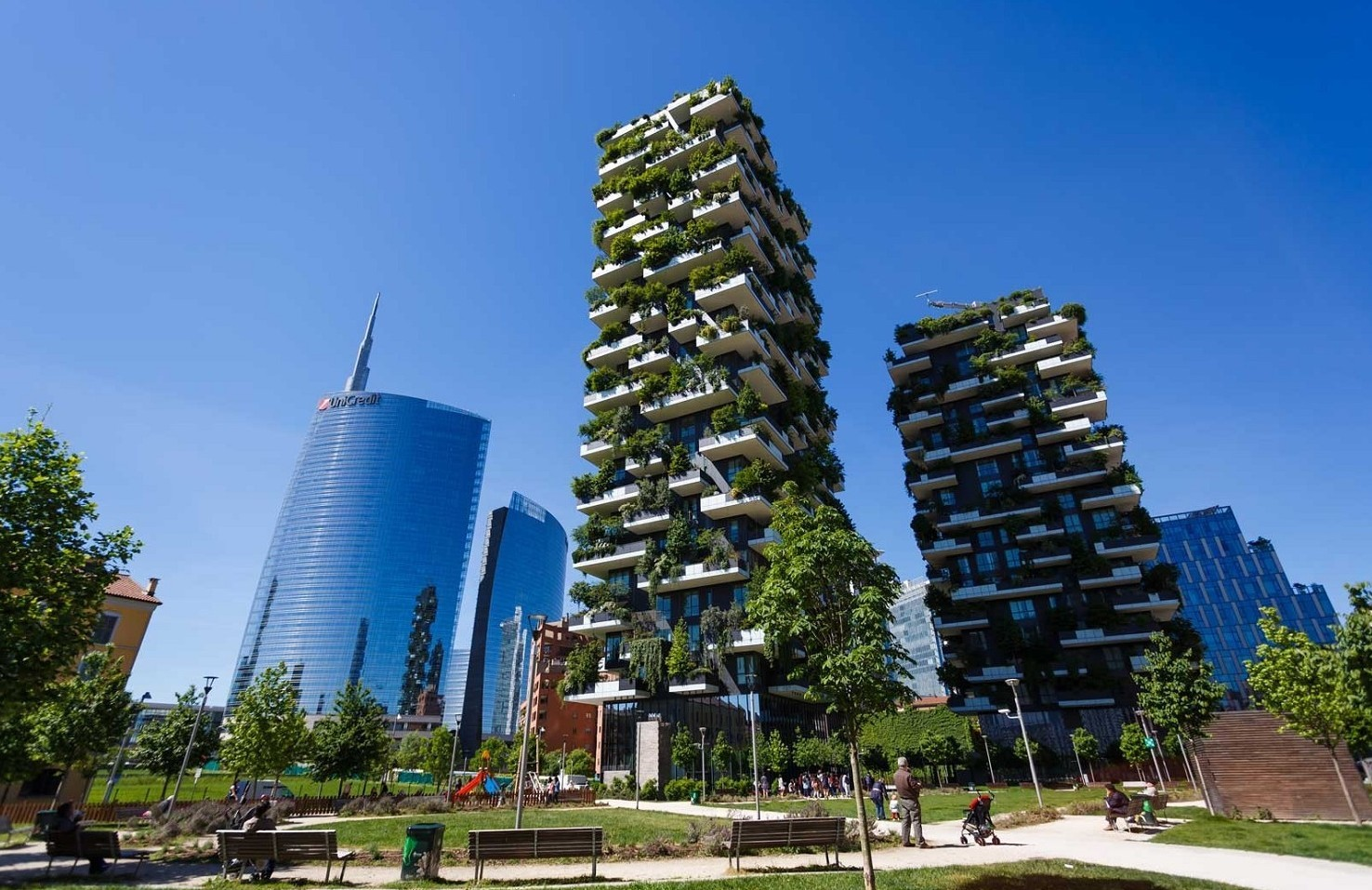 Bosco Verticale in Olanda � per le case