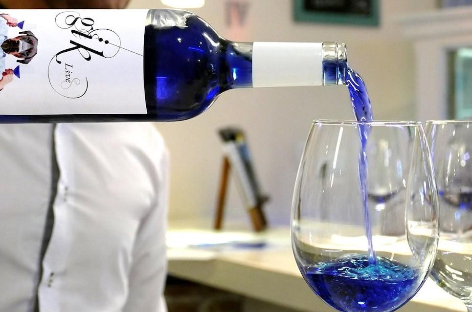 Il vino può avere più colori, ecco quell