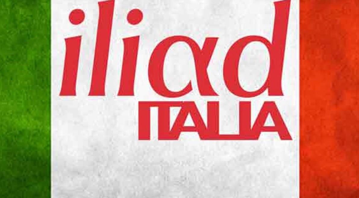 Iliad in Italia entro l'estate. Pron