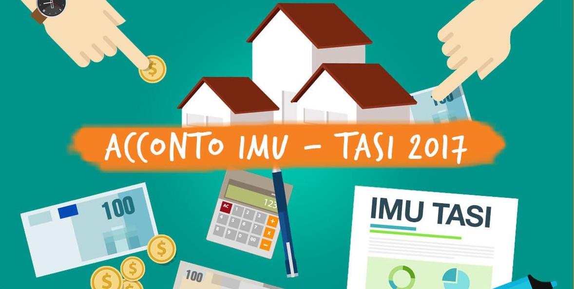 Imu e Tasi 2017: aliquote aggiornate uff