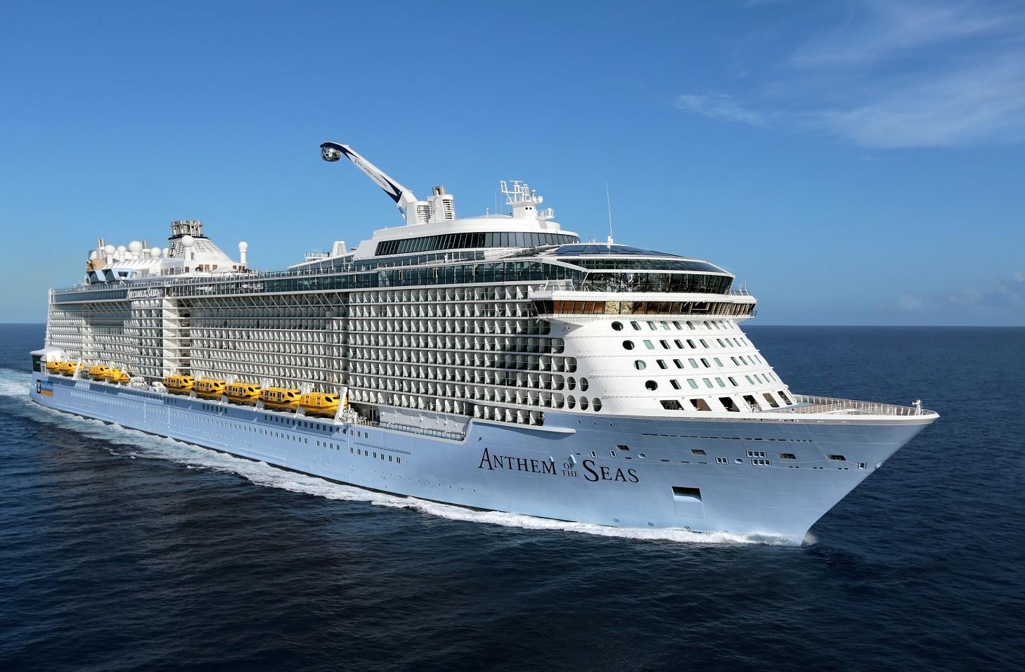 Royal Caribbean, tanti ospiti a bordo si