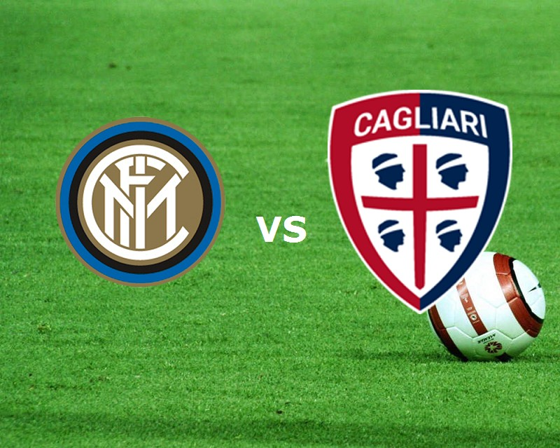 Inter Cagliari streaming gratis live. Ve