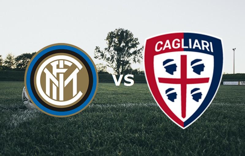 Inter Cagliari streaming live grati. Dov