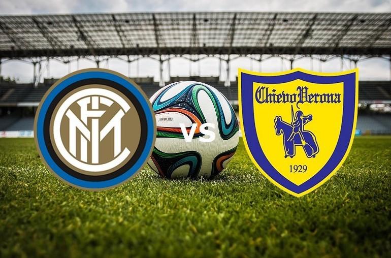 Inter Chievo streaming gratis live su mi