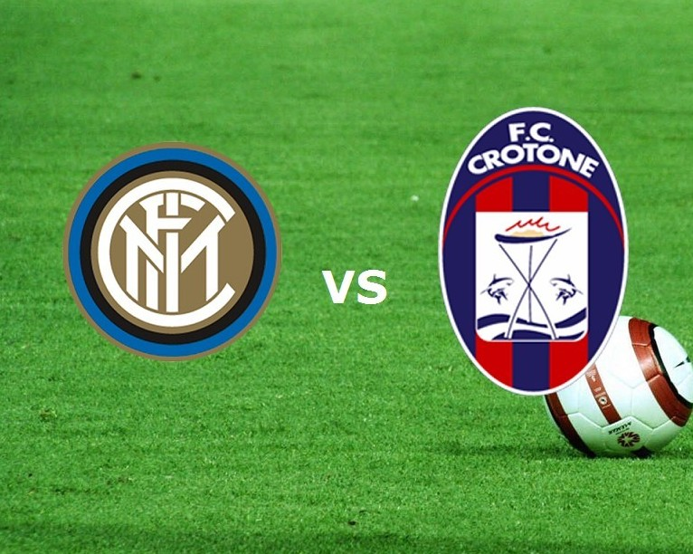 Inter Crotone streaming live gratis dire