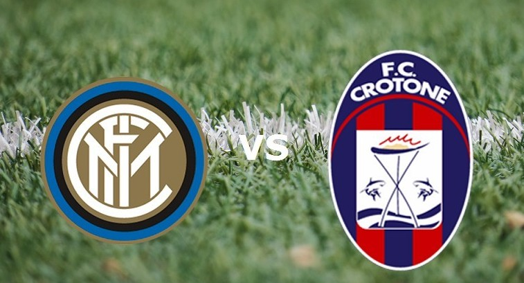 Inter Crotone streaming per vedere posti
