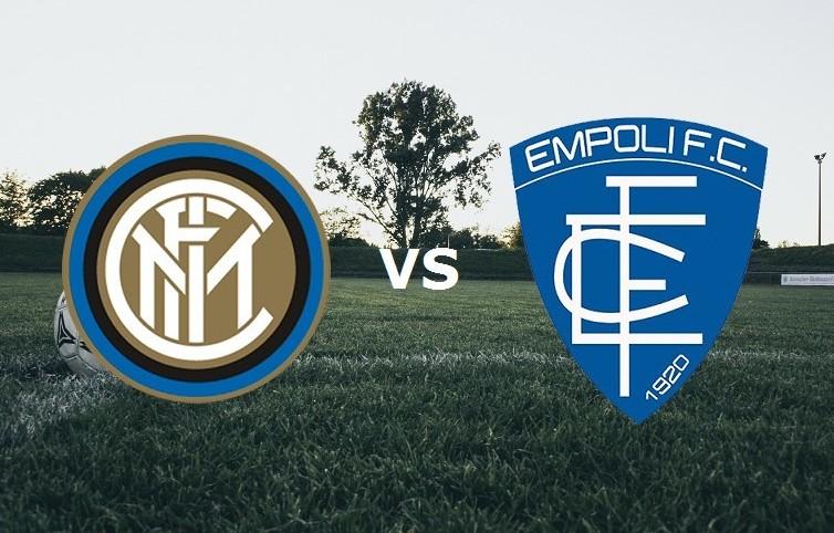 Inter Empoli streaming gratis live su si