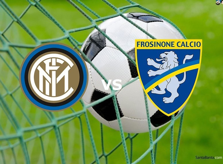 Inter Frosinone streaming, si pu� vedere