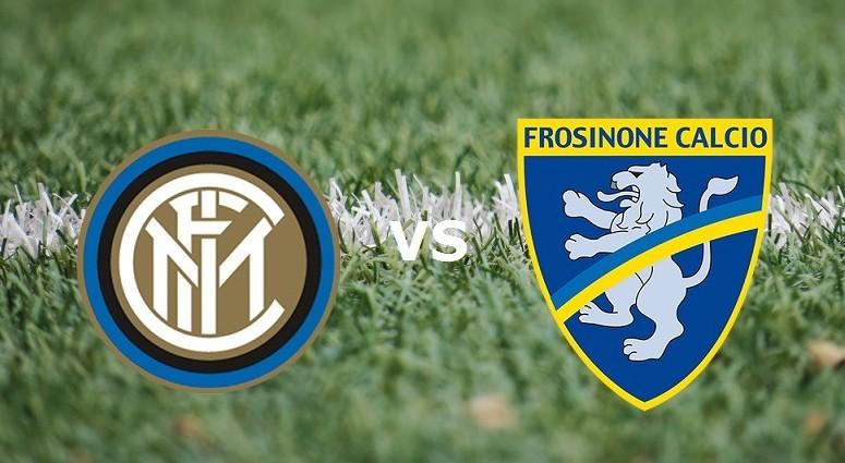 Inter Frosinone streaming gratis su siti