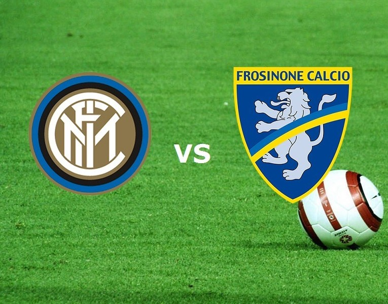 Inter Frosinone streaming live gratis. N