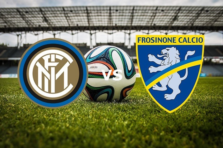 Inter Frosinone streaming gratis per ved