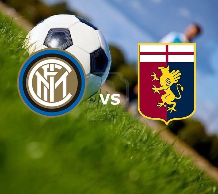 Inter Genoa streaming gratis live. Veder