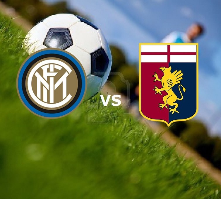 Inter Genoa streaming live gratis partit