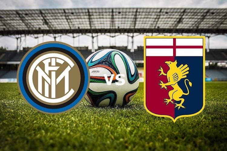 Inter Genoa streaming live gratis dirett