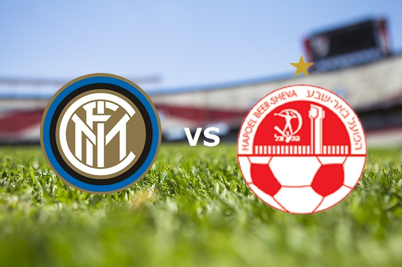 Inter Hapoel Beer Sheva streaming gratis
