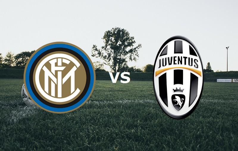 Inter Juventus streaming gratis live. Do