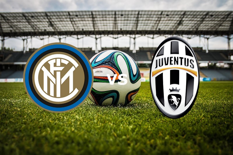 Inter Juventus streaming live gratis. Ve