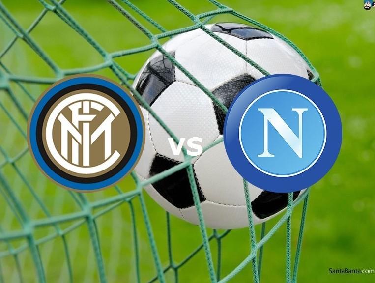Inter Napoli streaming live gratis su si
