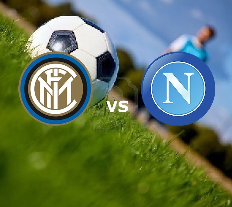 Inter Napoli streaming su Rojadirecta, l