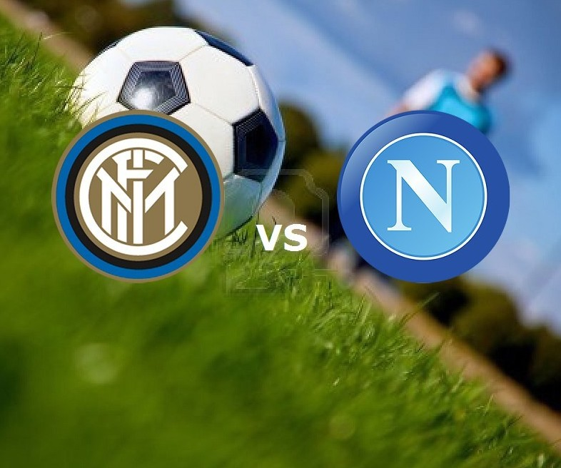 Inter Napoli streaming gratis live. Vede